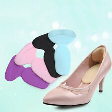 Comfortable Silicone Gel Heel Cushion  Protector Feet Care Shoe Pad Insole SY