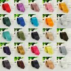 Lot of 3 Mens Slim Plain Necktie Solid Color Luxury Shirt Tie 40 Colors LDC01