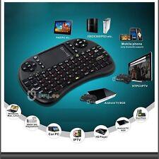 2,4GHz Wireless Mini Funktastatur USB Maus Tastatur Keyboard mit Ferbinnung DE