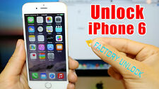 Apple iPhone 5 5S 5C 6 6+ 4 4s  AT&T FACTORY UNLOCK CODE SERVICE (CLEAN IMEI)