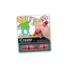 iCreate Digital Crayon Stylus for Kids Use with Tablet or Smart Phone