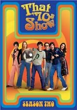 Brand New DVD That '70s Show: Season Two Topher Grace Laura Prepon Mila Kuni