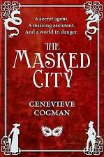 The Masked City by Genevieve Cogman (Paperback)