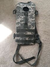 US Military Molle 3L /100oz Hydration System Carrier Backpack - ACU - Camelbak