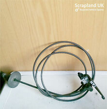 PEUGEOT 206 2.0 HDi Diesel 1998-2010 Bonnet Pull with Cable