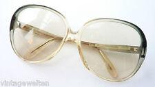 Vintage Sonnenbrille grün Damen Rodenstock extragroße Form Colormatic Glas GR:L