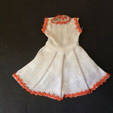 Attractive  Dress #C - vintage doll clothes to fit Sindy  - postage discounts