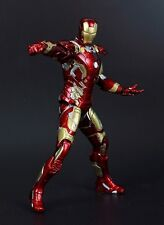 "Marvel Select Legends Iron Man MK43 Mark XLIII Tony Stark 7""PVC Action Figure"
