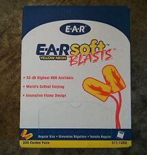 Ear plugs by E-A-Rsoft 200 per box