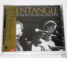 PENTANGLE / One More Road & Live 1994 : JAPAN w/OBI 2CD (UK:HUX) MAR-071289-90