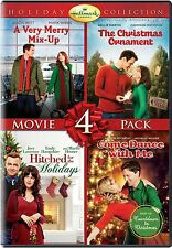 HALLMARK CHRISTMAS (4 movie)  a very merry mix up etc.. DVD - REGION 1