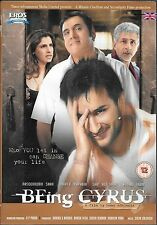 BEING CYRUS - NEW BOLLYWOOD DVD - FREE POST