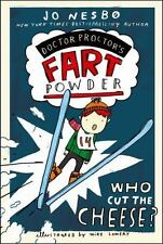 Who Cut the Cheese? Doctor Proctor's Fart Powder