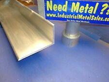 "6061 T6 Aluminum Angle 3"" x 5"" x 6""-Long x 1/4"" Thick"