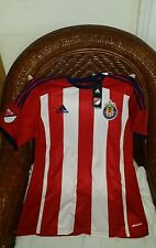 ADIDAS  CLIMACOOL New With Tags C.D. Chivas USA soccer Jersey Size M Mens