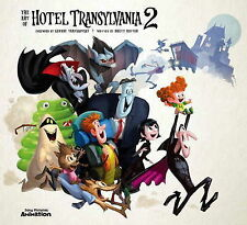 The Art and Making of Hotel Transylvania 2, Mel Brooks, Brett Rector, New Condit