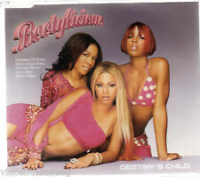 DESTINY'S CHILD - BOOTYLICIOUS (3 tracks + video CD single)