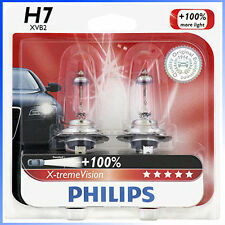 Philips Genuine H7 12972XVB2 Upgrade X-tremeVision Halogen Light Bulb, Germany