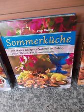 Sommerküche, von Peter Bührer