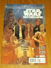 STAR WARS SHATTERED EMPIRE #1 MARVEL COMICS NM (9.4)