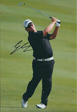 George COETZEE SIGNED Autograph 12x8 Photo AFTAL COA TELKOM PGA Winner