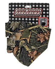 SkulSkinz Neoprene Face Mask - Tree Camo