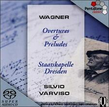 WAGNER: OVERTURES & PRELUDES (NEW CD)