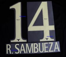AMERICA DE MEXICO 2014-15 R. SAMBUEZA AUTHENTIC NAME AND NUMBER AWAY SET