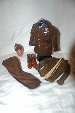 1/6 WW2 custom US 101st Airborne Albert Ross Medal of Honor uniform head lot