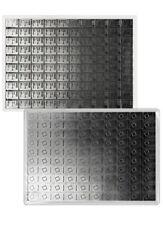 Valcambi Suisse 100 Gram Silver CombiBar - 1 Gram Individual Mini Bars SKU29116
