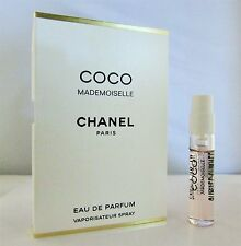 Chanel Coco Mademoiselle EDP Spray Sample Vial for Women 2 ml .06 oz x 1 PC.