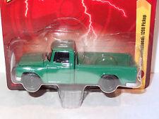 JOHNNY LIGHTNING R26 GREEN 1965 INTERNATIONAL 1200 PICKUP TRUCK LIMITED