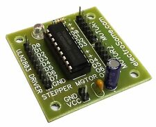 Stepper Motor, Relay, Inductive Load, Lamp Driver Module - ULN2803 Board