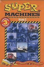 Super Machines/Volume 3 (Sur La Route /Bon Port /La Gare De Triage)BRAND NEW DVD
