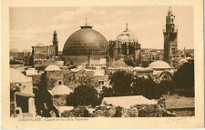 JERUSALEM (Palestine):Church of the Holy Sepulchre-LIVIDAS & COUTSICOS