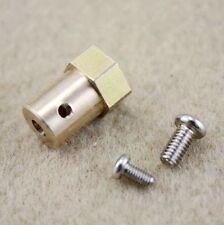 4mm Wellen Kupplung Wellenkupplung für GetriebeMotor / Roboter Reifen