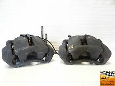 2004 MERCEDES C230 W203 KOMPRESSOR FRONT SET LEFT / RIGHT BRAKE CALIPER OEM