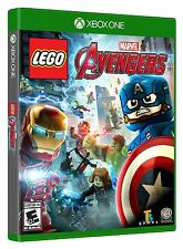 Wb Lego Marvel's Avengers - Action/adventure Game - Xbox One (1000565740)