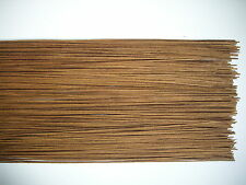 50 Holzleisten Teak   800 x 2 x 0,6 mm