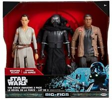 NEW Star Wars The Force Awakens Big-Figs Action Figure 3-Pack 18 Inch Figurines