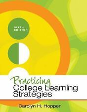 Textbook-Specific CSFI: Practicing College Learning Strategies by Carolyn H Hopp