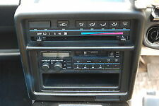 TOYOTA MR2 MK1 aw11 4age radio cassette audio tape player