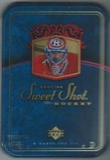 2007-08 UD Upper Deck Sweet Shot Empty Tin Box Roy (Price & Kane Rookie Year)