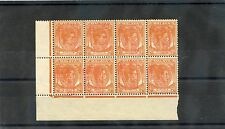 STRAITS SETTLE, JAPAN OCC Sc N7(SG J148)**F-VF NH 2c ORNG, RED OPT, BLK X8, $125