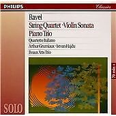 GRUMIAUX*QUARTETTO ITALIANO*Ravel:String Quartet ETC*PHILIPS CD*PMDC GERMANY