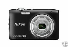Nikon Coolpix A 100 20.1 Megapixel Compact Digital Camera -( Black )