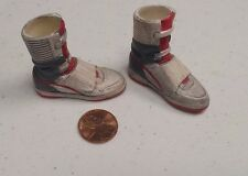 (1:6,1/6th scale) Hot Toys ALIENS - Reebok STOMPERS shoes /boots (Ripley,Bishop)