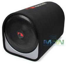 """NAKAMICHI NB-T10A 10"""" ACTIVE TUNNEL BASS TUBE POWERED SUBWOOFER ENCLOSURE NBT10A"""