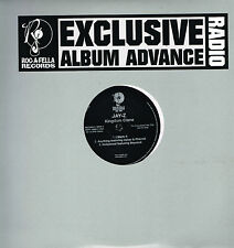 "LP 12"" 30cms: Jay-Z: kingdom come. roc-a-fella. 2 LP promo"