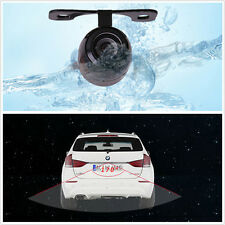 UNIVERSAL Car Front Rear View Reverse Camera Kit BackUp HD Color CCD Waterproof